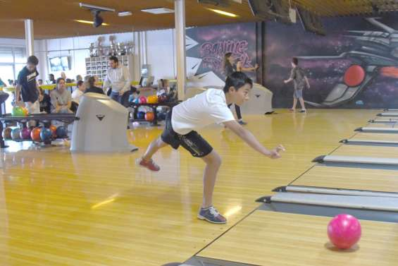 Initiations gratuites au bowling pour les jeunes