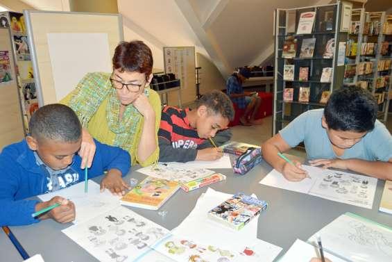 Dumbéa : fin des inscriptionsau concours de dessin Go Manga samedi
