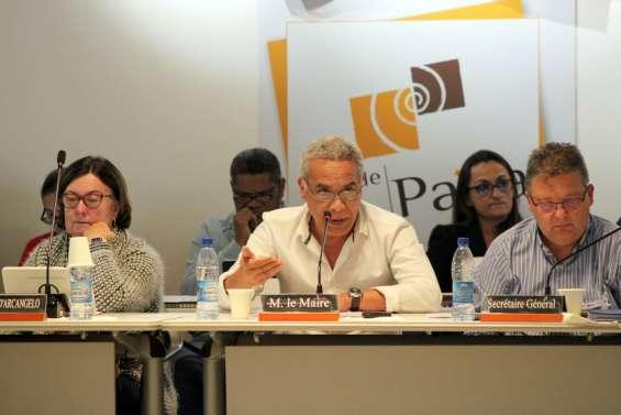La commune de Païta réorganise ses différents services