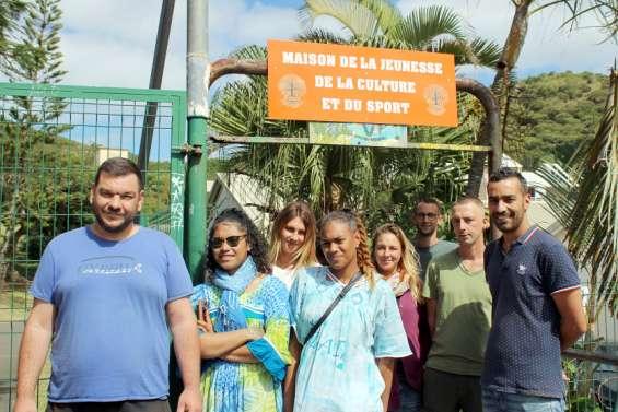 Un nouvel espace pour la jeunesse inauguré à Tindu
