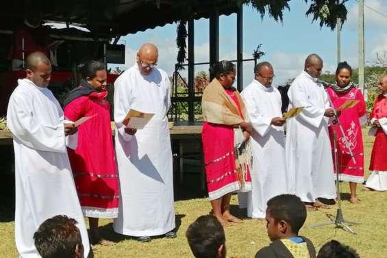 Le centenaire de la disparition du frère César a été célébré à Hnathalo