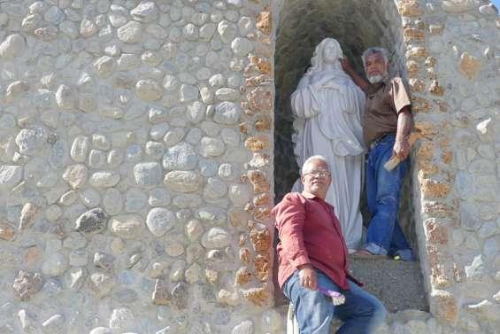 Koné : une nouvelle Vierge Marie installée à l'église du village