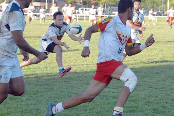 Rugby : l'Olympique sans pitié face à Païta