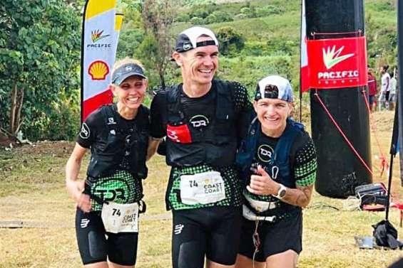 Trail: Lanceleur, Nowicki et Favier remportent la Coast to Coast