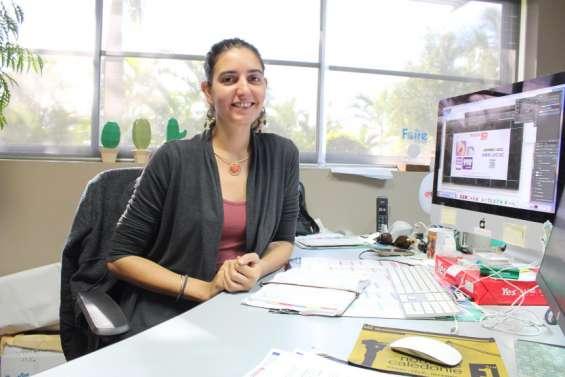 Lisa Pucheu-Courteilles, chargée de mettre en valeurLes Nouvelles calédoniennes