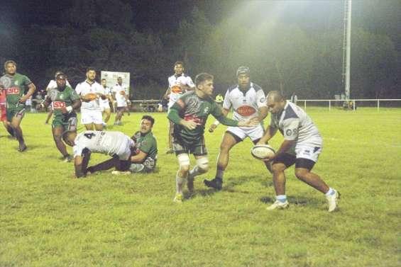 Rugby : L'Olympique en démonstration à Païta