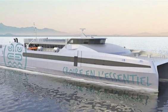 Un nouveau navire pourl'Apetahi Express