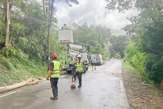 Des coupures d'électricité prévues dans quatre communes