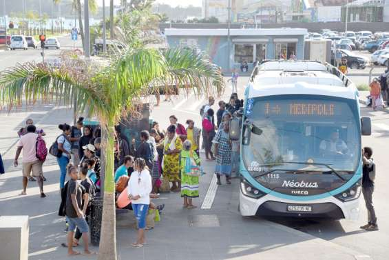 Grand Nouméa : les bus désormais moins nombreux lors des vacances