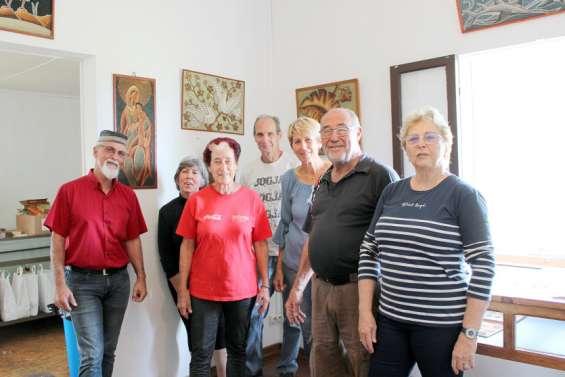 L'équipe de la Villa-musée part sur les traces du père Maximilien Teppaz