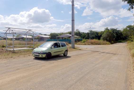 La route de Gou Me Wee sera mise en chantier au mois de septembre