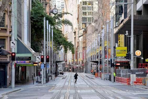 La Nouvelle-Zélande confinée jusqu'à mardi minuit, Sydney jusqu'à fin septembre