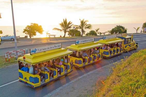 Le Tchou Tchou train reprend du service et diversifie ses activités