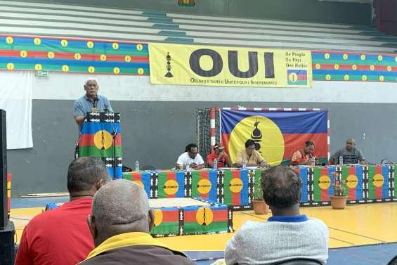 Le FLNKS veut aller chercher les abstentionnistes du Grand Nouméa