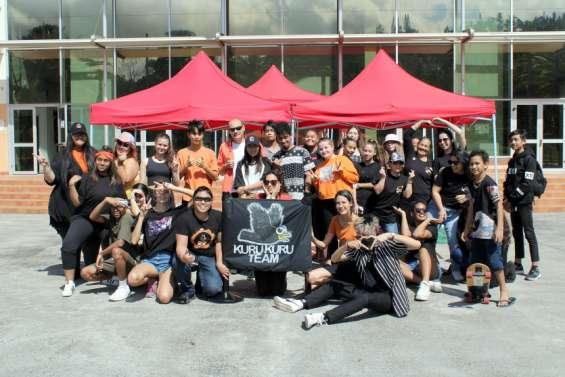 Mont-Dore: les amoureux de la culture K-Pop réunis au centre culturel