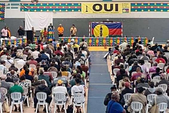 Les indépendantistes en congrès dans les quartiers sud de Nouméa