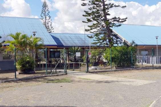 D'importantes rénovations lancées en fin d'année au collège de Koné