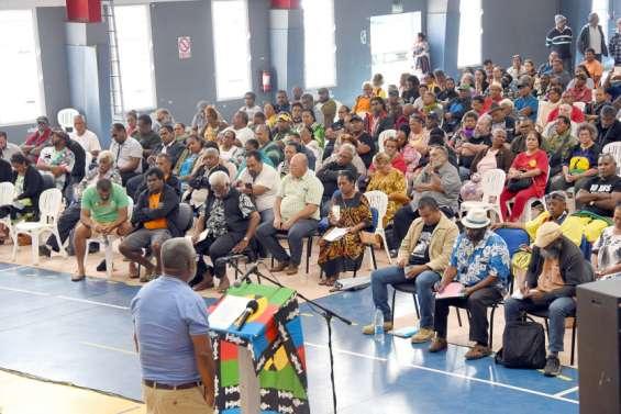 Référendum : les indépendantistes, unis, espèrent progresser dans le Grand Nouméa