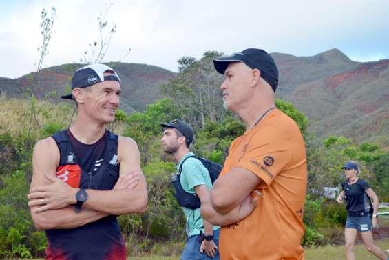 Trail : Ludovic Lanceleur gagne pour la huitième fois le Trail des Cagous