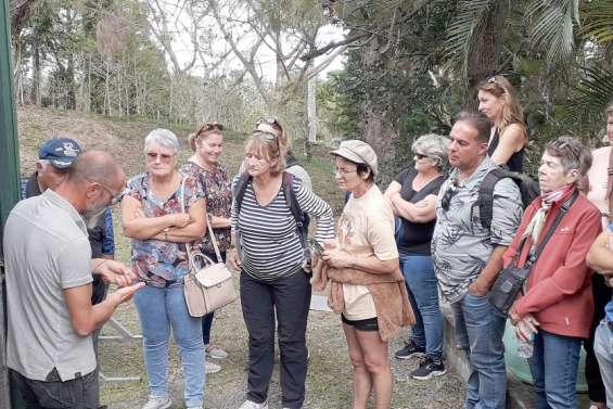 Farino : les gourmands ont visité des exploitations agricoles