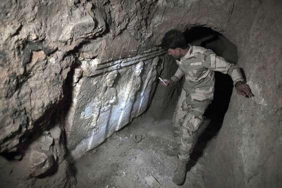 En Irak, un juteux trafic d'antiquités, alimenté par la corruption et l'insécurité