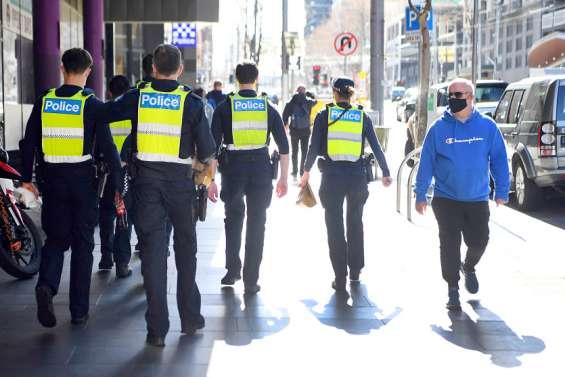 Australie : la police intervient dans une église qui viole le confinement