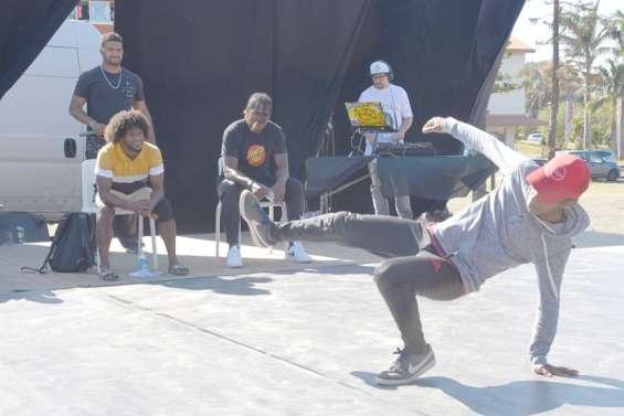 Le Rexdélocalise son atelier hip-hop