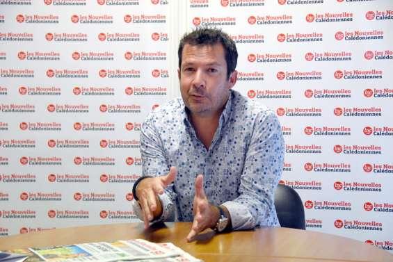 Gil Brial,président du Mouvement populaire calédonien :