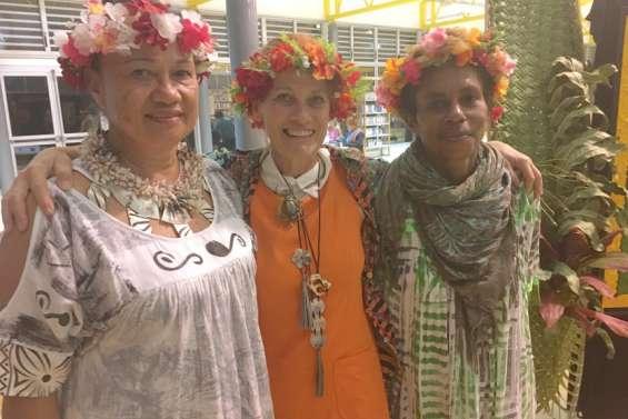 Trois femmes mises à l'honneur à la bibliothèque