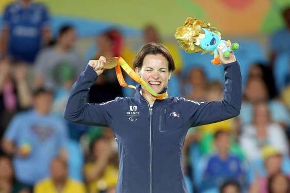Jeux paralympiques : Sandrine Martinet en quête d'un deuxième titre en judo