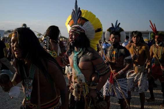 Le cri de l'Amazonie