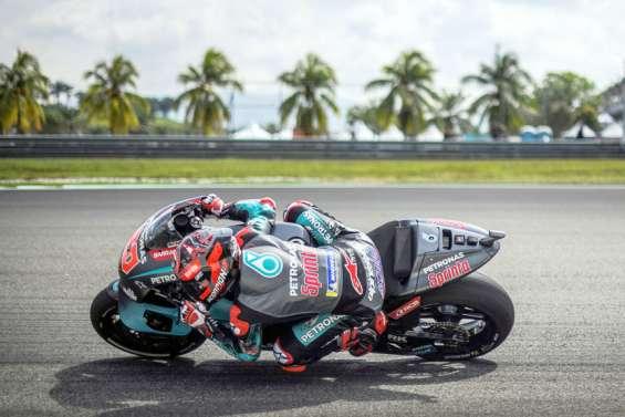 MotoGP : retour sur un terrain favorable à Quartararo