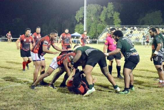 Rugby : Dumbéa, Païta et Normandie s'imposent