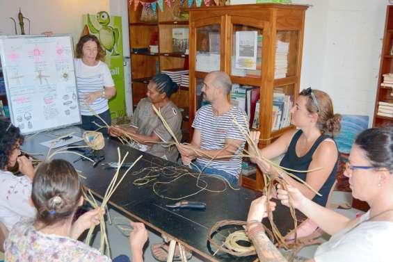 La journée artistique a plu au public samedi au musée de Bourail