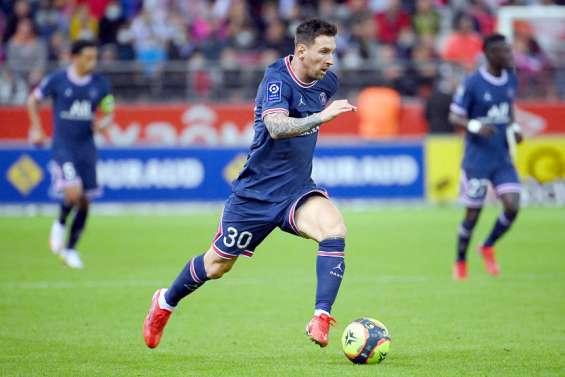 Grande première pour Messi, Monaco et Lille gagnent enfin