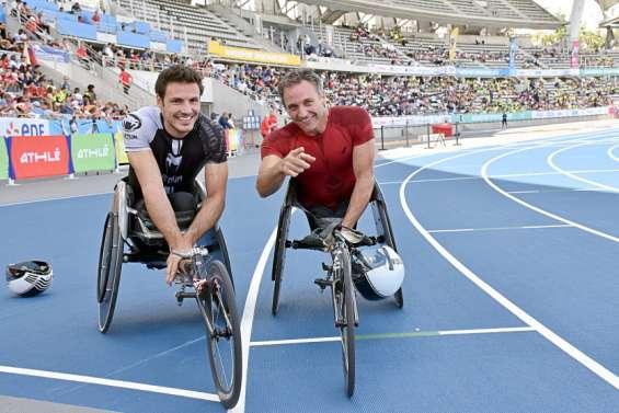 Pierre Fairbankfinit 6e de la finale paralympique sur 400 mètres