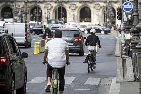 «À Paris, à vélo, on dépasse les autos»