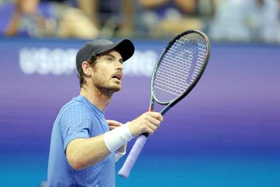 Tennis : Murray tombe les armes à la main