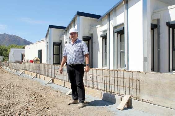 Mont-Dore. La nouvelle caserne de gendarmerie livrée au premier trimestre 2022