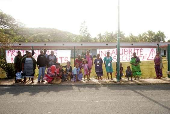 Les parents d'élèves de l'école de Tadine évoquent des problèmes d'hygiène