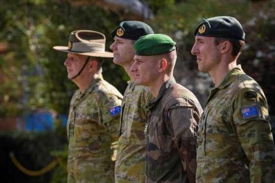 Les Forces armées de Nouvelle-Calédonie en entraînement en Australie