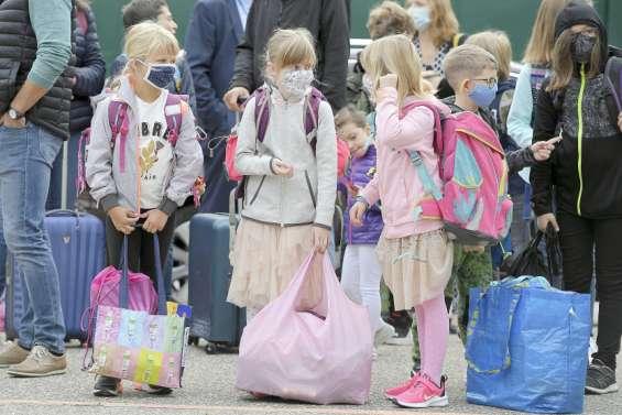 Métropole : la rentrée pour des millions d'élèves, de nouveau masqués dès le CP