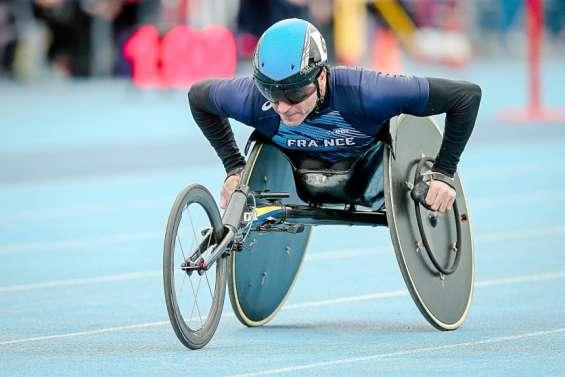 JO : Pierre Fairbank termine 5e du 100 mètres
