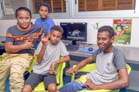 Des mercredis thématiques pour le plus grand bonheur des jeunes de Tindu