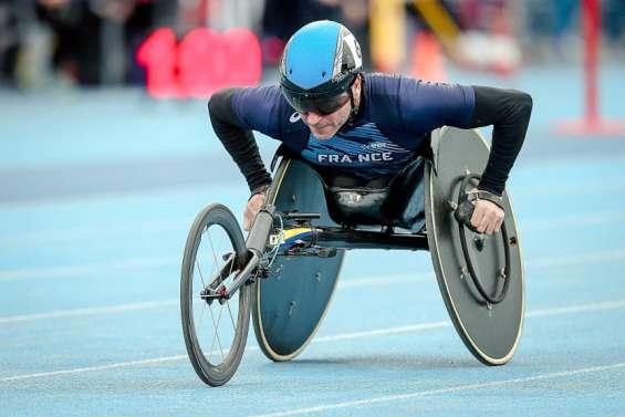 Jeux paralympiques: nouvelle finale pour Pierre Fairbank