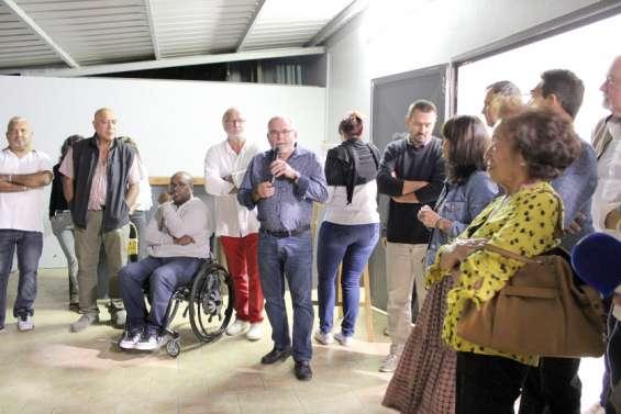 Dumbéa : la salle de squash baptisée en l'honneur d'Enzo Corigliano