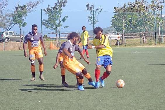 Football : Thio, un leader chahuté en Promotion Honneur sud
