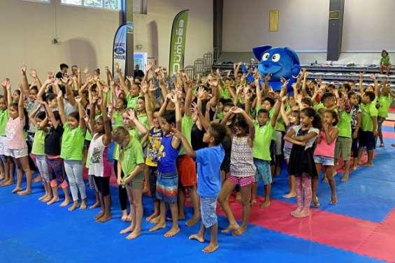 Les écoliers fêtent les sports jusqu'à la semaine prochaine