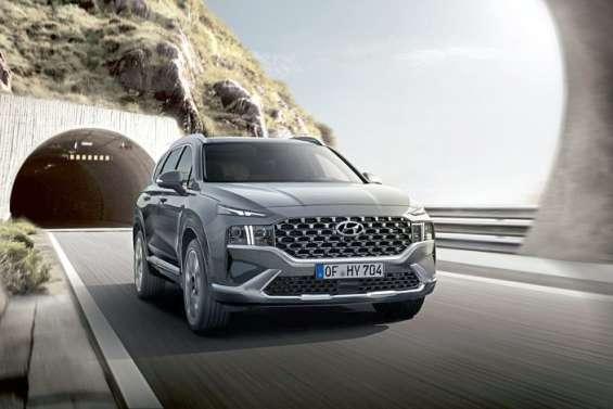 Hyundai Santa Fe : le SUV familial par excellence