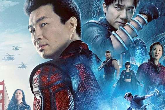 Shang-Chi et la légende des dix anneaux : un Marvel aux airs de film de kung-fu